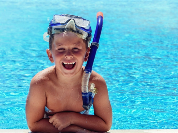 The skills of Swimming Lessons